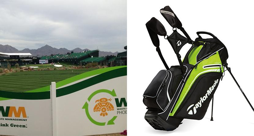 TaylorMade Lightens Load For Caddies With New Supreme Hybrid Bag