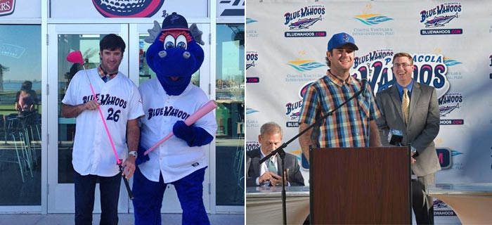 Bubba Watson Is Now Part Owner Of A Double-A Baseball Team