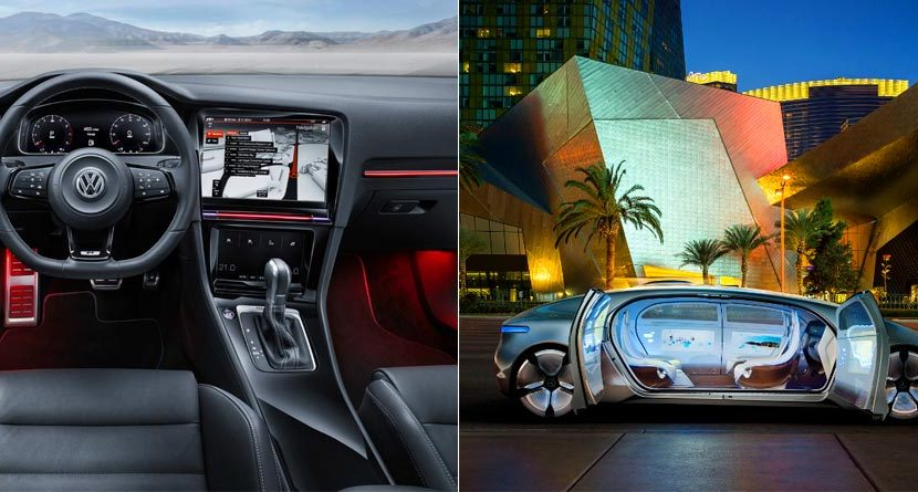 CES 2015: Best From The World of Autos