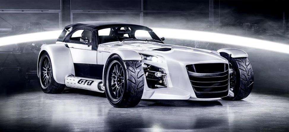 Test Drive: $230K Donkervoort D8 GTO Blister Berg Edition
