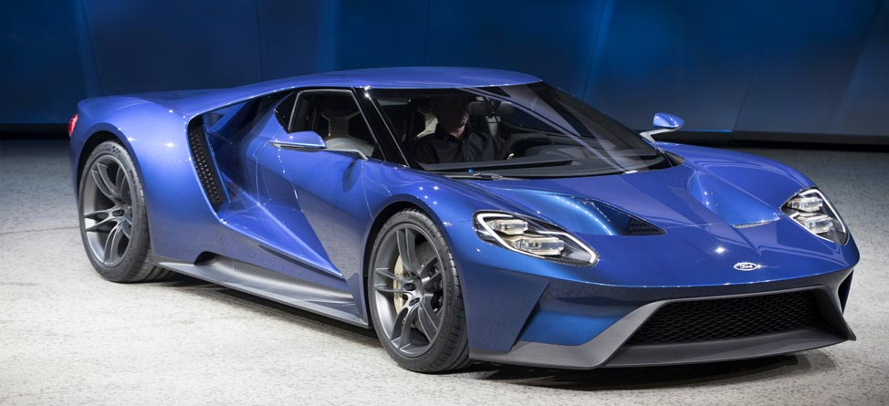 First Look: The Ford GT Is Back, And Better In Every Way