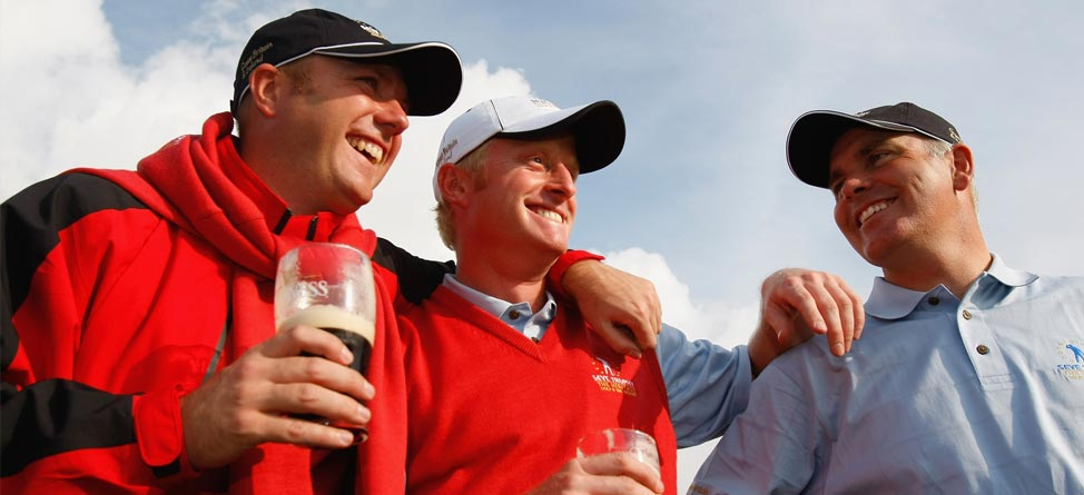 Secret To Long, Healthy Life? Beer & Golf