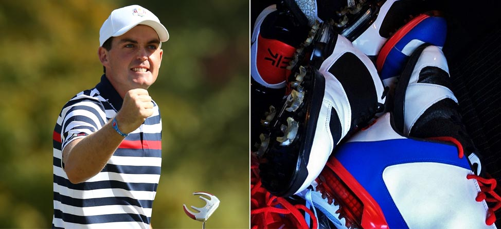 Keegan Bradley's Collection Of Air Jordans Is Larger Than Yours