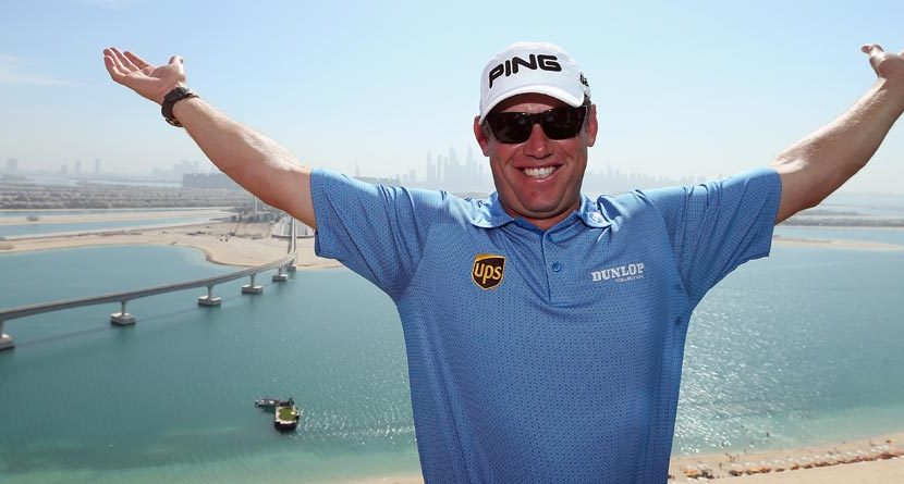 Lee Westwood Saved A Millionaire From Drowning In Barbados