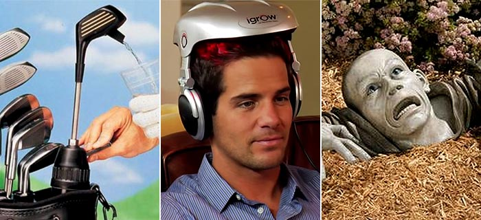 SkyMall's Most Ridiculous Products Ever Sold