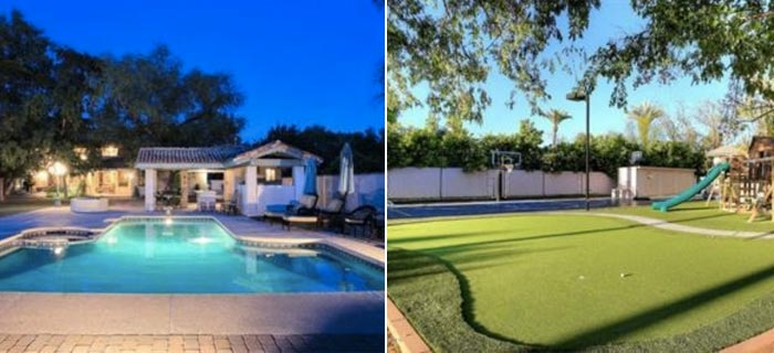 Tour Player Lists $1.595 Million Home With Amazing Backyard