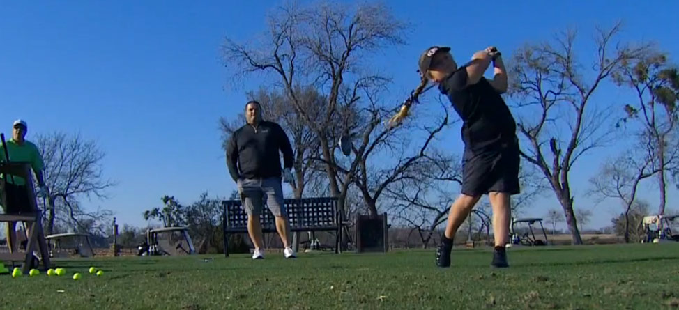 This 8-Year-Old Is Better Than You At Golf