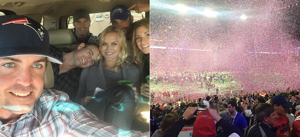 Keegan Bradley, Jordan Spieth & Their $1,800 Super Bowl Ride