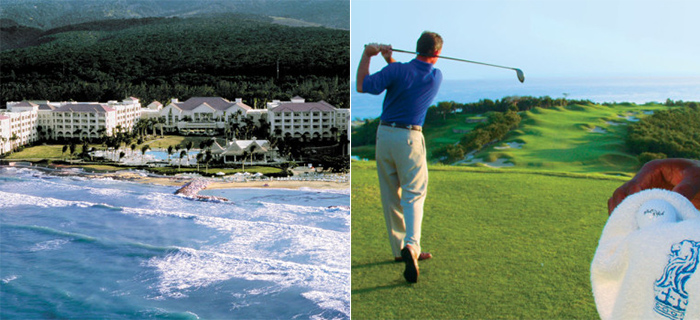 Yeah Mon: Jamaica's Ritz Carlton Blends Sea & Golf Perfectly