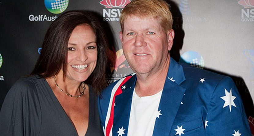John Daly's Ex-Wife Suing Fiancee For Sabotage … Wait, What?