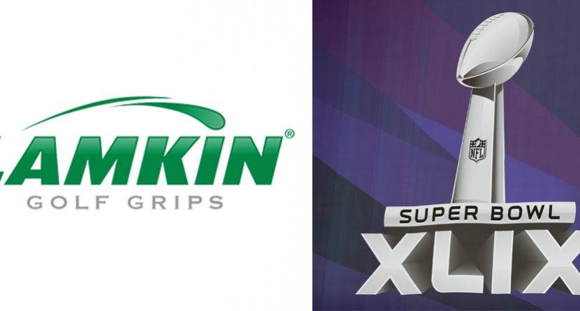 Lamkin Grips Honors Super Bowl Champion New England Patriots
