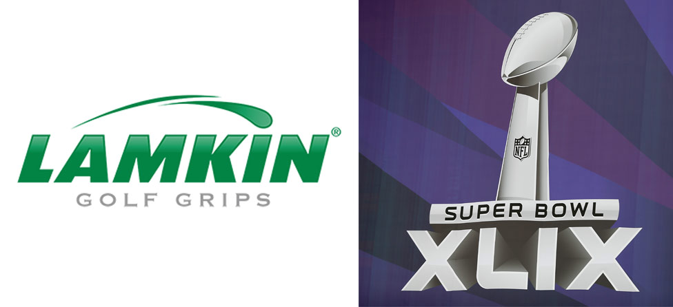 Lamkin Grips Honors Super Bowl Champion New England Patriots
