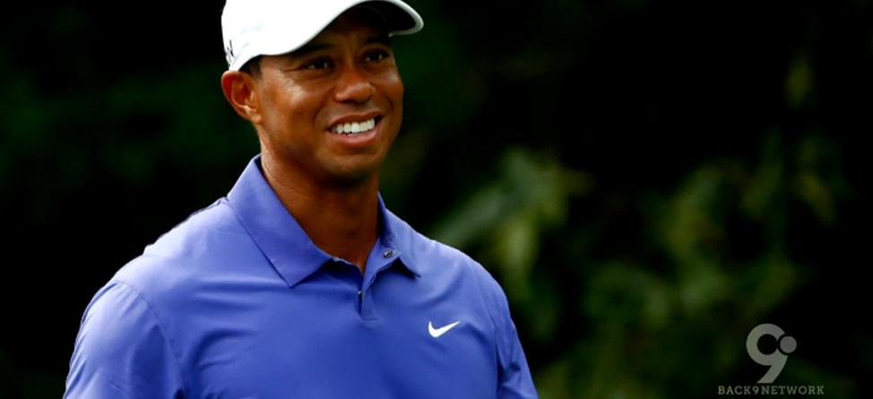 The Turn: Jim Remy Talks Tiger Woods
