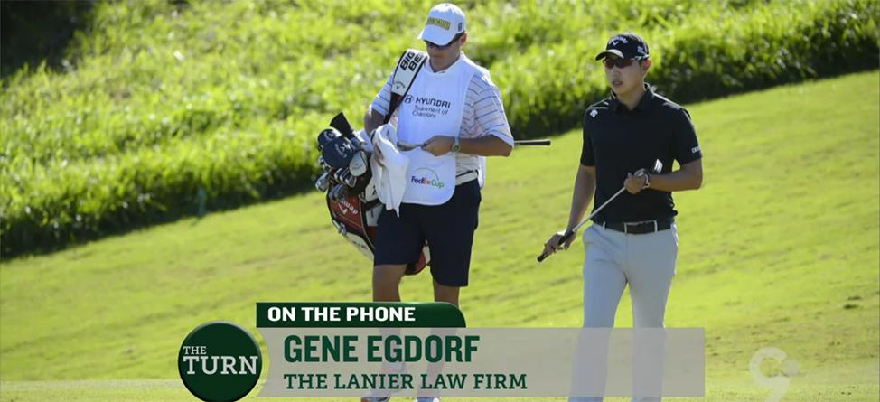 The Turn: Gene Egdorf Talks Caddie Lawsuit