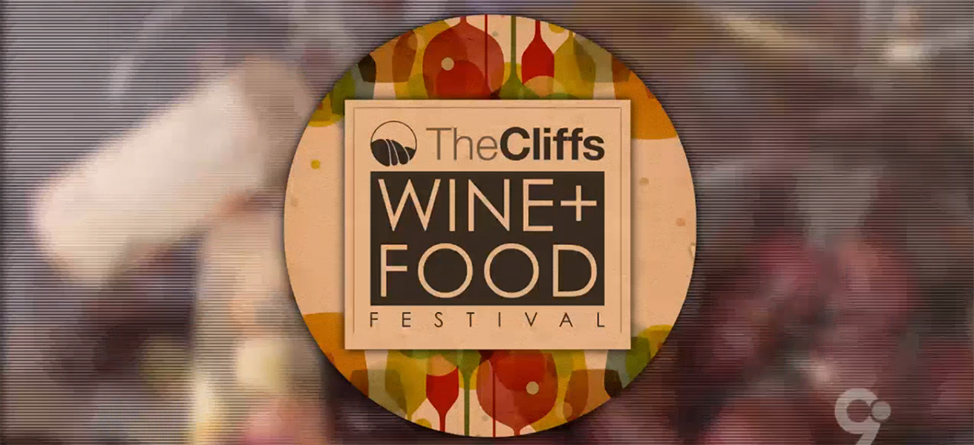 Behind The Scenes At The Cliffs Wine & Food Festival