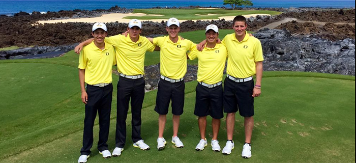 Casey Martin Wins $50K For His Oregon Ducks Golf Team