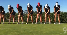 Show Offs: San Diego State's Women's Golf Team Impresses With Trick Shot Video