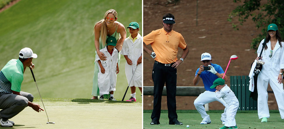 Best Photos & Highlights From The 2015 Masters Par-3 Contest