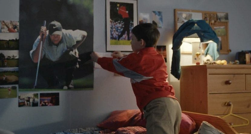 This Tiger Woods, Rory McIlroy Ad Will Give You The Chills