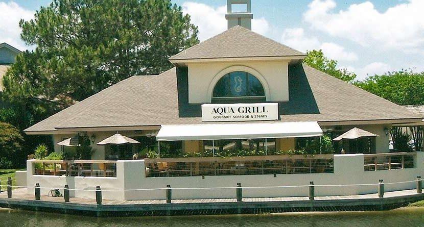 Aqua Grill: Good Food, Great Wine & A Walk From Sawgrass