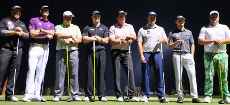 World Long Drive Champions Have Real Day Jobs