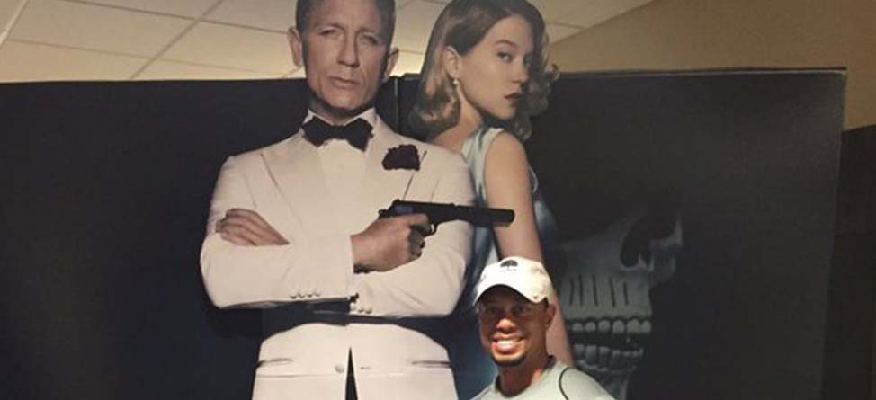 Tiger Woods Had an Interesting Weekend