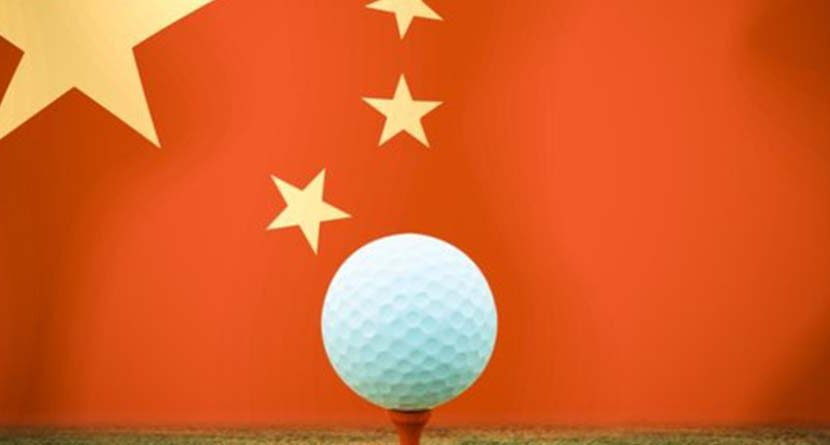 China's Communist Party Has Banned Golf, Among Other Things