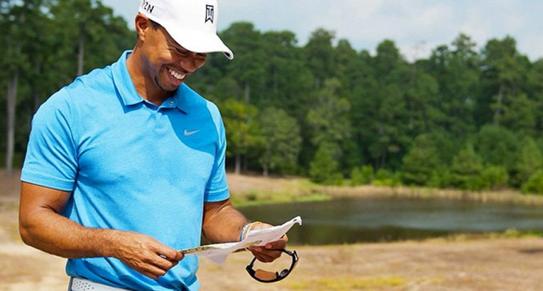 Tiger Woods Shares Scenes From Opening Day At Bluejack National