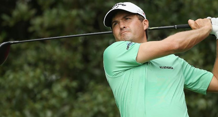 Kevin Kisner Holds 54-hole Lead at WGC HSBC Champions