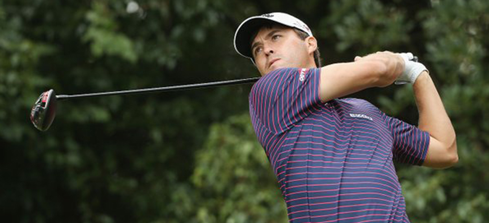 Kevin Kisner Holds First-Round Lead at RSM Classic