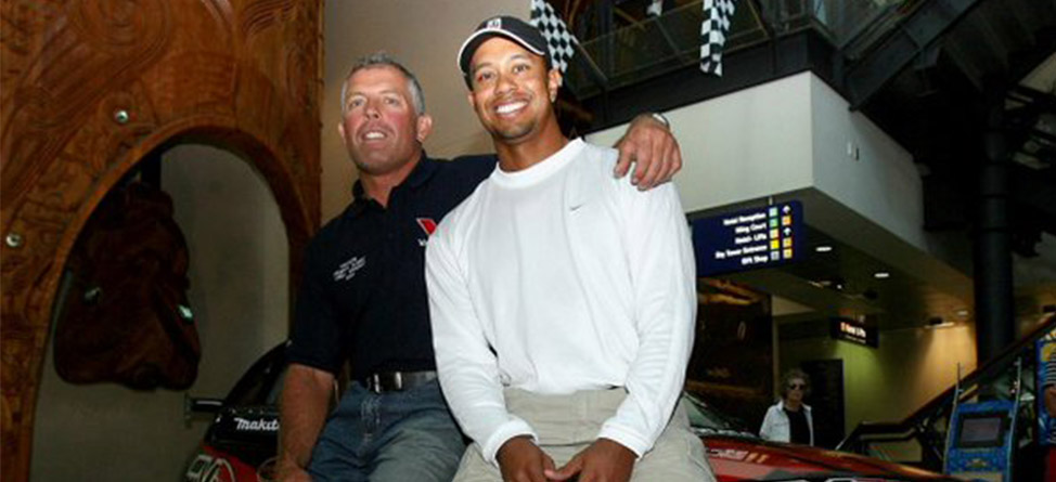 Tiger Woods' Former Caddie Steve Williams Likens Working for Woods to Being 'His Slave'