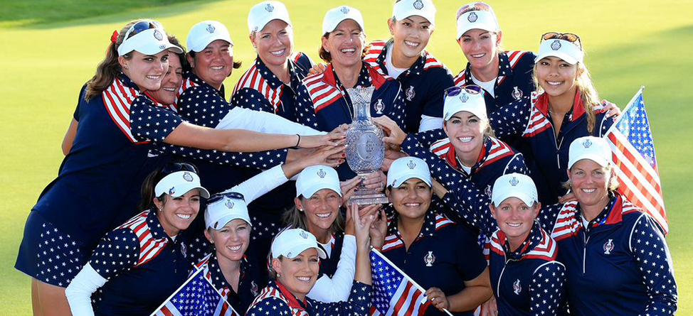 Back9's Top-10 Stories of 2015: No. 5, The United States' Comeback Solheim Cup Win