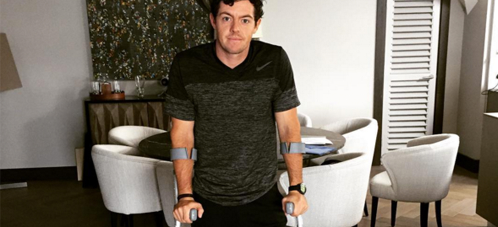 Back9's Top-10 Stories of 2015: No. 8, Rory McIlroy's Soccer Kickabout
