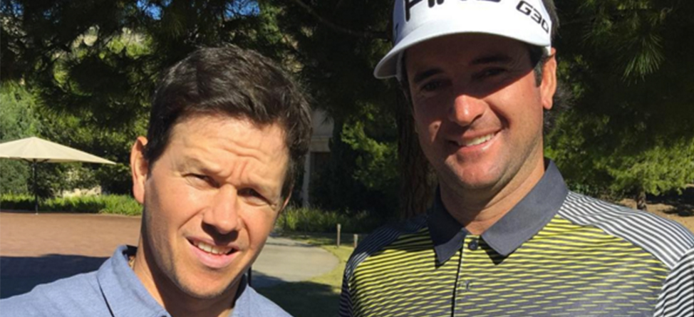 Bubba Watson Planning To Play Pebble Beach Pro-Am With Mark Wahlberg