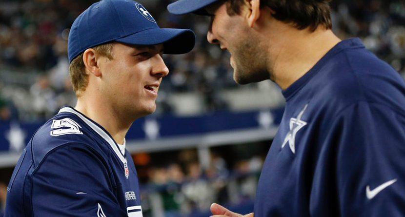 Jordan Spieth Serves As Honorary Captain For The Dallas Cowboys