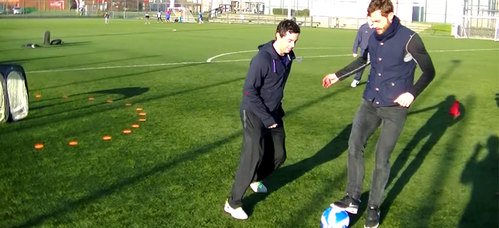 Rory McIlroy Will Be Playing Soccer This Weekend