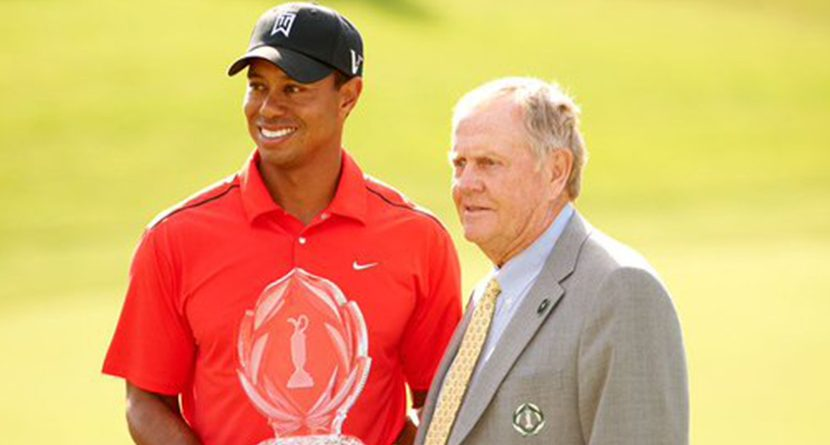 Tiger Woods Writes Letter Congratulating Jack Nicklaus On Muhammad Ali Legacy Award