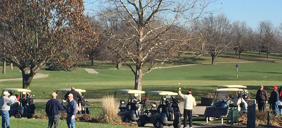 Unseasonably Warm Temperatures Give Golf Courses Late-Year Boost