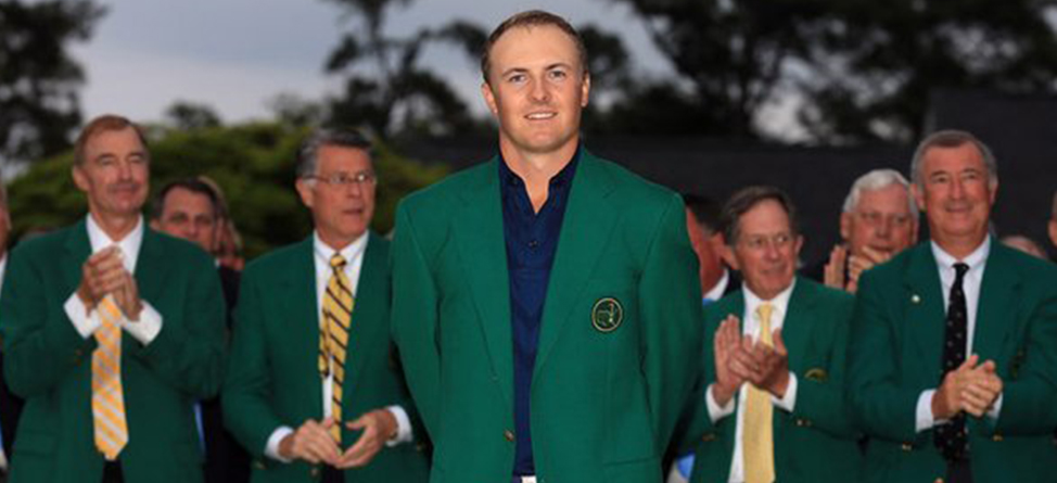 Jordan Spieth Will Share A Locker With Arnold Palmer At Augusta National