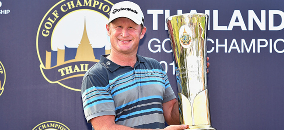 Jamie Donaldson Wins The Thailand Golf Championship And Major Perks Along With It