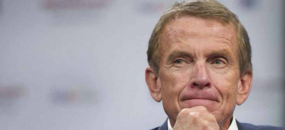 PGA Tour Commissioner Tim Finchem Among SBJ's '50 Most Influential People In Sports Business'