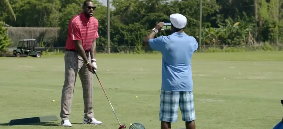 New Web.Com Tour Finals Event Will Benefit LeBron James' Foundation