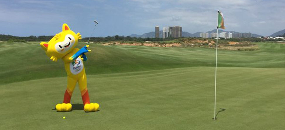The 2016 Olympic Golf Course In Rio Is Ready To Go