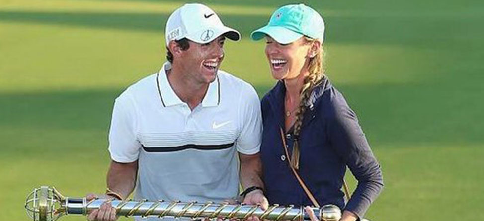 *UPDATED* Report: Rory McIlroy Gets Engaged To Girlfriend Erica Stoll