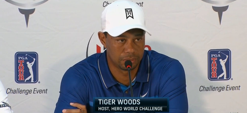 Doubt And Uncertainty Define Tiger Woods' Future