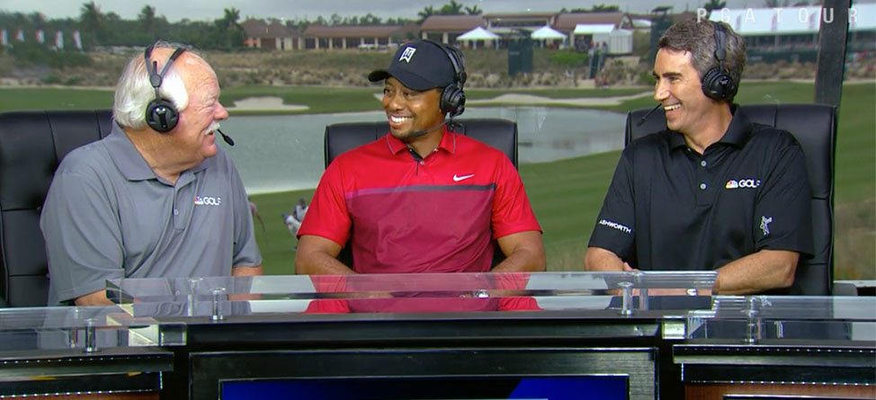 Tiger Woods on NBC: 'I'm Far From Being Done'