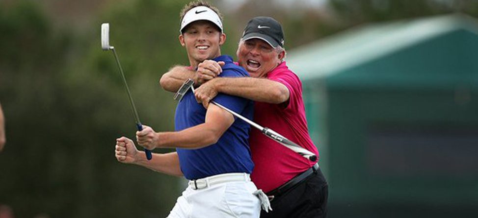 Lanny And Tucker Wadkins Win PNC Father/Son Challenge