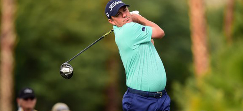 Jason Dufner Takes A 2-Shot Lead Into Sunday At The CareerBuilder Challenge