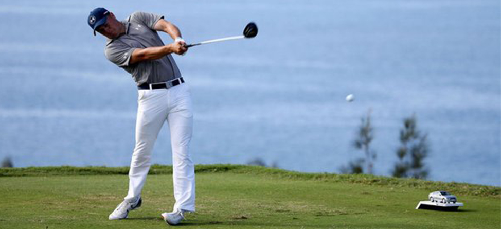 Jordan Spieth Holds 36-Hole Lead At The Hyundai Tournament Of Champions