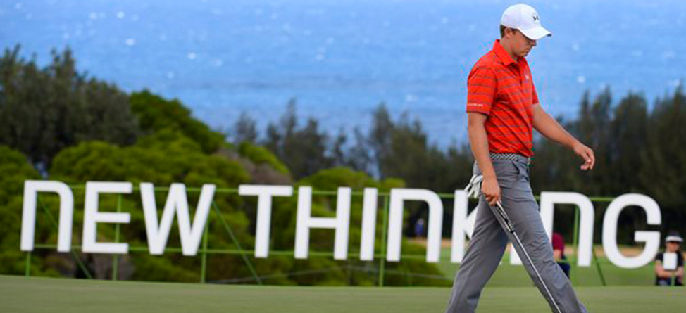 Jordan Spieth In Position To Win First Event Of 2016